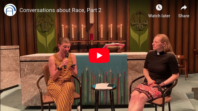 Conversations about Race, Part 2