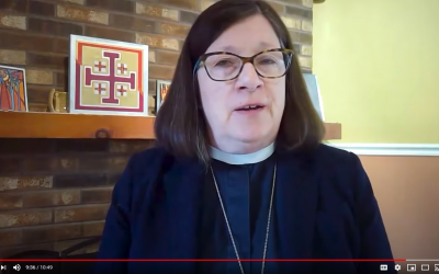 Presiding Bishop Elizabeth Eaton Sermon for June 7, 2020 – The Holy Trinity