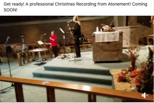 Atonement Christmas Album