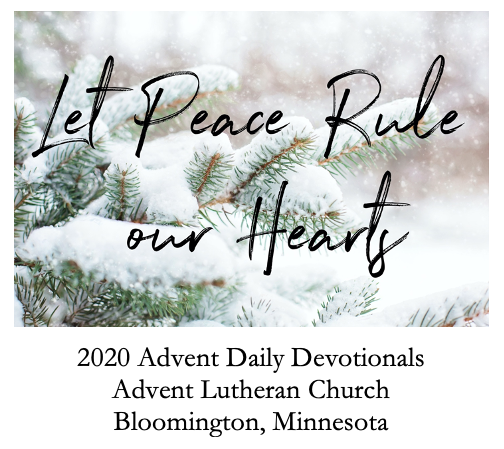 Advent Devotions 2020