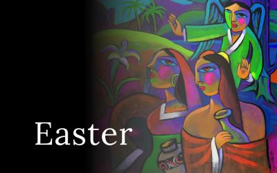 Easter: April 4