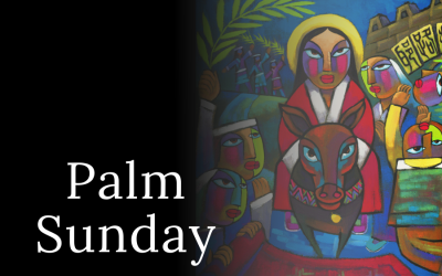 Palm Sunday in the Parking Lot: Mar 28