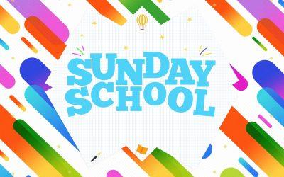 Sunday School, 2020-21