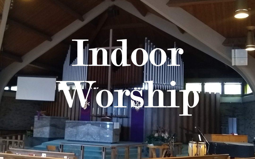 Worship at Atonement