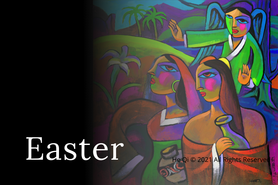 Easter, In Person, 9 & 10:15am