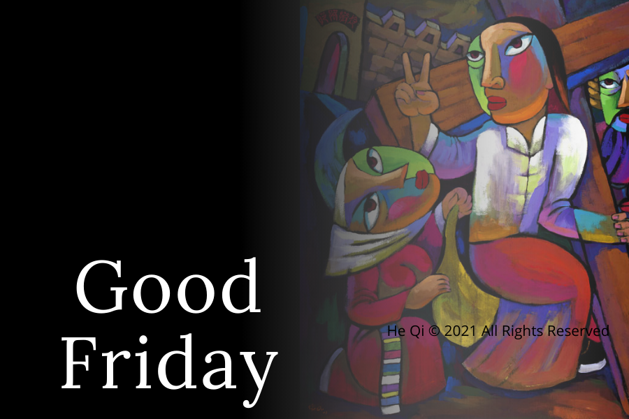 Good Friday, In-Person