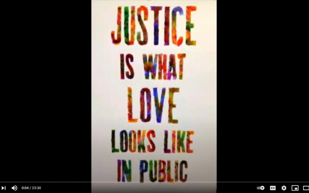 Adult Forum, Apr 4: Peace & Justice